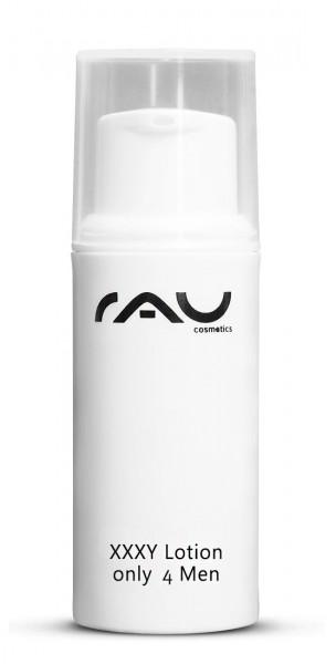 RAU XXXY Lotion only 4 men 5 ml - Anti-Aging Fluid speziell für die Männerhaut