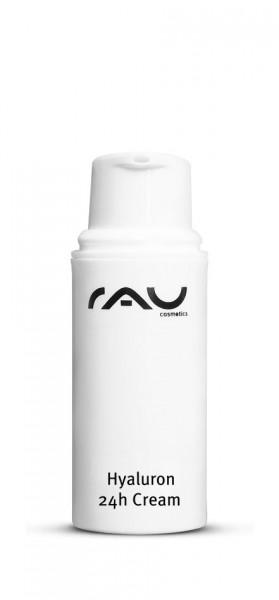 RAU Hyaluron 24h Cream 5 ml - Hyaluroncreme mit Sheabutter & Avocadoöl