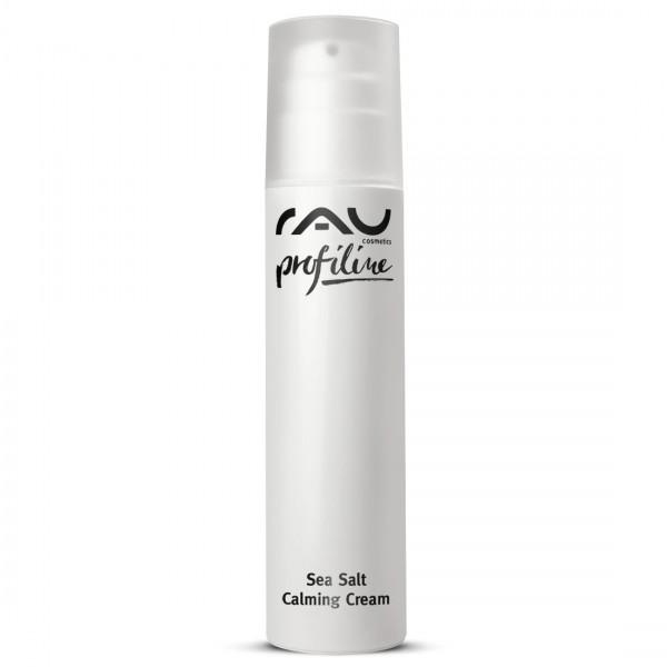 RAU Sea Salt Calming Cream 200 ml PROFILINE - Kabinenware - mit wertvollem Meersalz und PHA