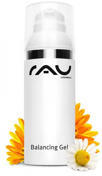 RAU Balancing Gel 50 ml - Regulierende & porenreinigende Nachtpflege