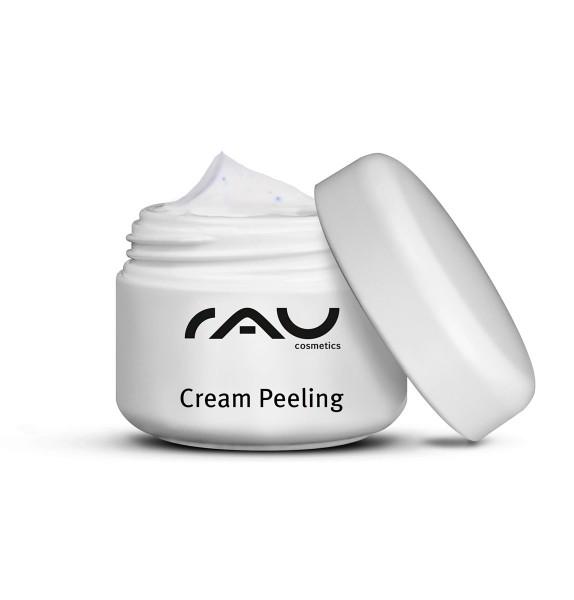 RAU Cream Peeling 5 ml - tiefenreinigendes & hochwirksames Peeling