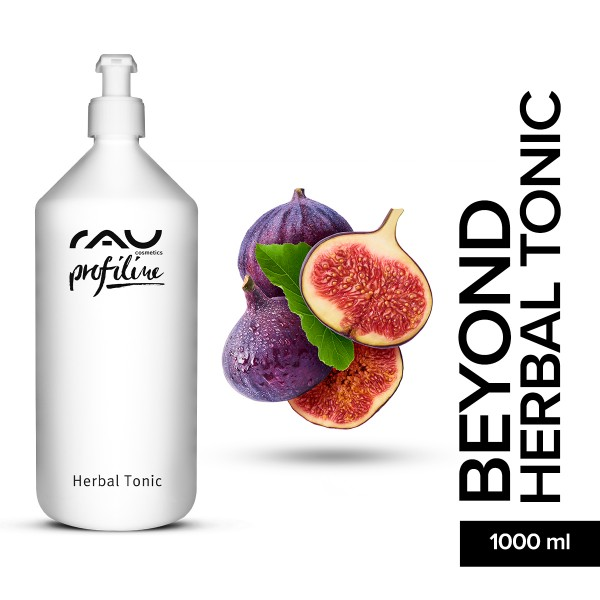 RAU Beyond Herbal Tonic 1 L Profiline Hautpflege Gesichtspflege Naturkosmetik Onlineshop