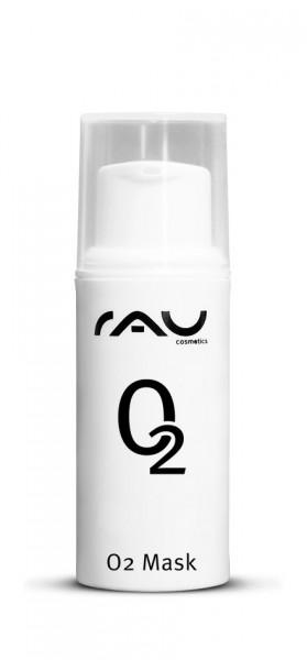 RAU O2 Mask 5 ml - Gesichtsmaske mit Aloe Vera, Arnika und Ginkgo