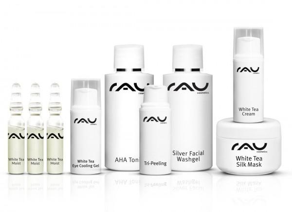 RAU Cosmetics Schnupper-Set - White Tea - Pröbchenmix zum Reinschnuppern