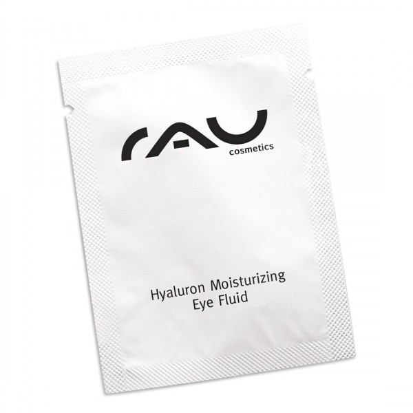 RAU Hyaluron Moisturizing Eye Fluid 1,5 ml - verleiht ein geschmeidig-zartes Hautgefühl