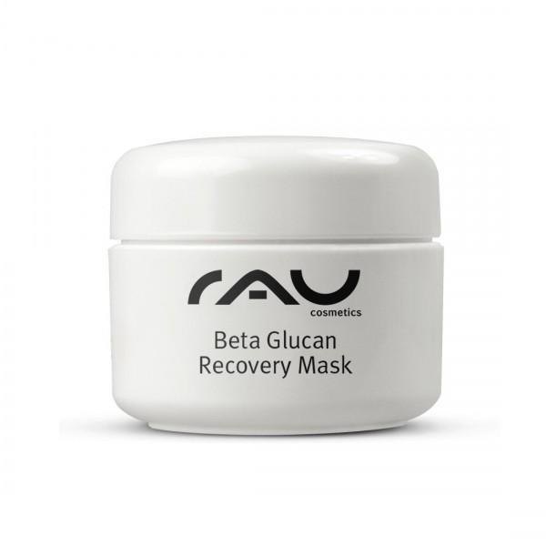 RAU Beta Glucan Recovery Mask 5 ml - lindernde Crememaske für gestresste Haut