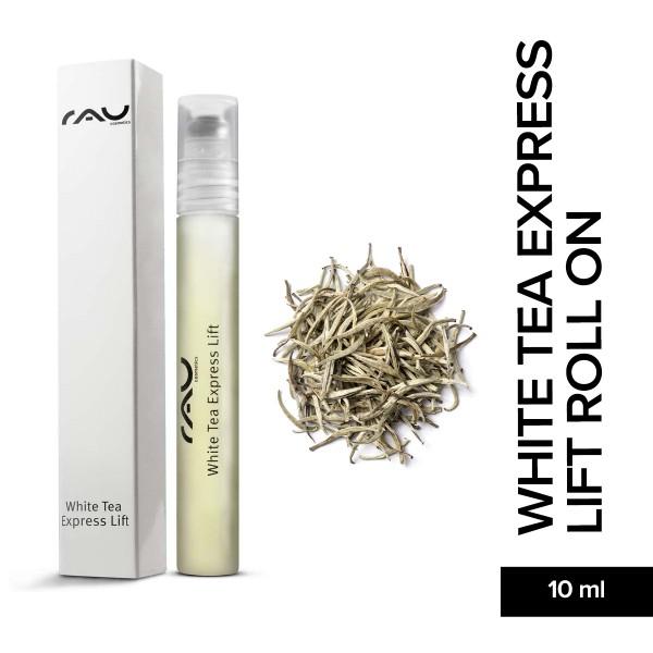 RAU White Tea Express Lift Roll On 10 ml Intensivpflege Hautpflege Onlineshop Naturkosmetik