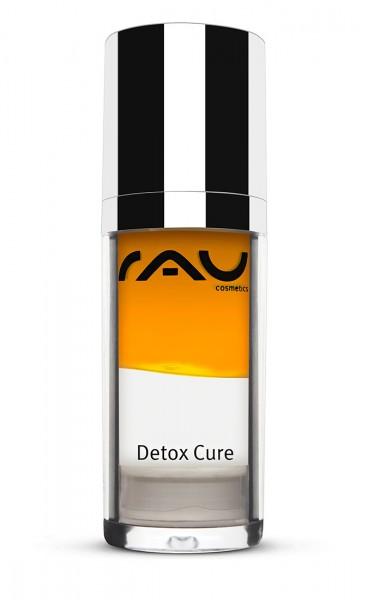 RAU Detox Cure 30 ml - Serum zur Entgiftung der Haut
