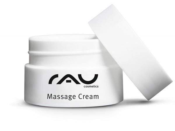 RAU Massage Cream 20 ml - Massagecreme für Gesicht & Körper