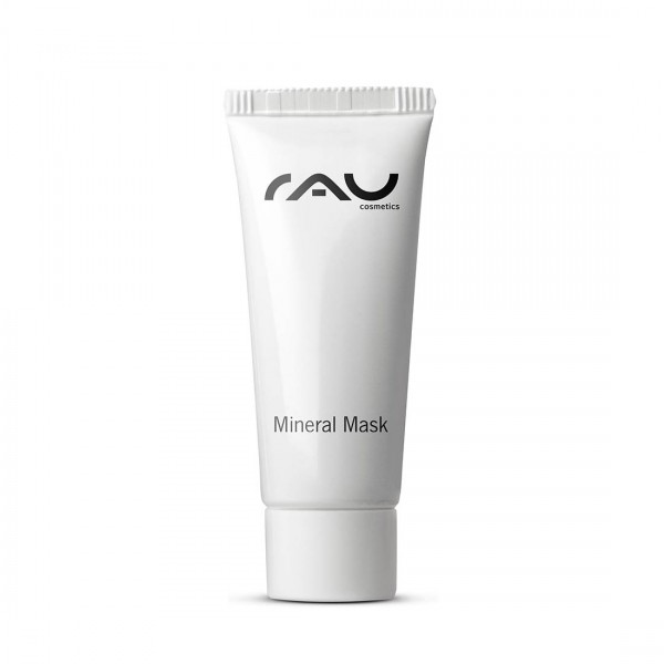 RAU Mineral Mask 8 ml - Mattierende Gesichtsmaske für Unreine Haut