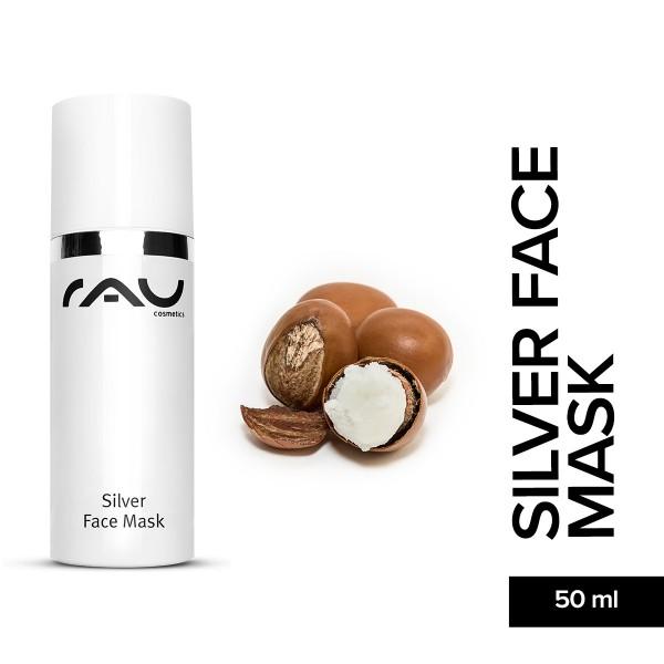 RAU Silver Face Mask 50 ml Hautpflege Gesichtspflege Onlineshop Naturkosmetik
