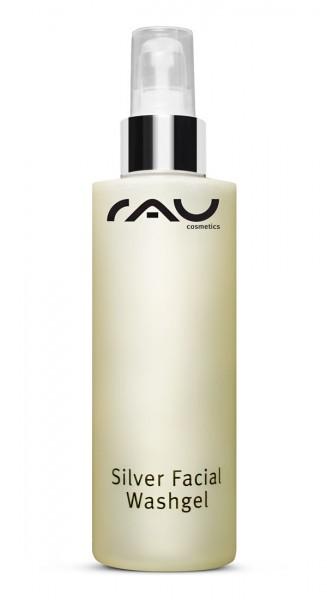 RAU Silver Facial Washgel 50 ml - Gesichtsreinigung mit Microsilber & Spitzwegerich