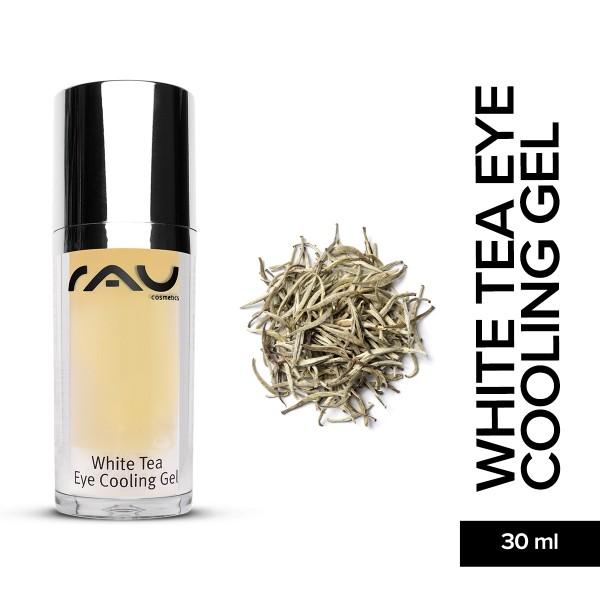 RAU White Tea Cooling Gel 30 ml Hautpflege Gesichtspflege Anti Aging Onlineshop Naturkosmetik