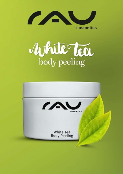 RAU White Tea Body Lotion