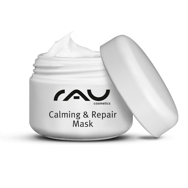 RAU Calming & Repair Mask 5 ml Tiegel