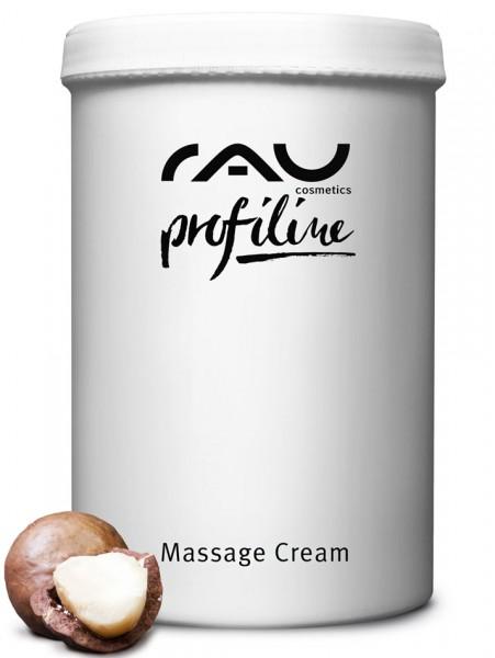 RAU Massage Cream 1 Liter PROFILINE - Kabinenware - Massagecreme für Gesicht & Körper