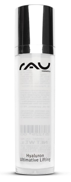 RAU Hyaluron Ultimative Lifting 50 ml - Hyaluronäure Konzentrat Gel