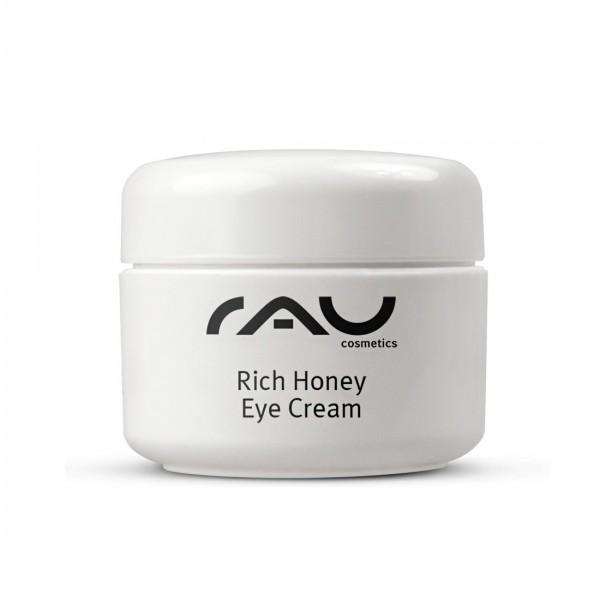 RAU Rich Honey Eye Cream 5 ml - für eine frische und strahlende Augenpartie in jedem Alter!