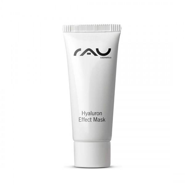 RAU Hyaluron Effect Mask 8 ml - beruhigende Gelmaske mit sofortigem Feuchtigkeitsausgleich