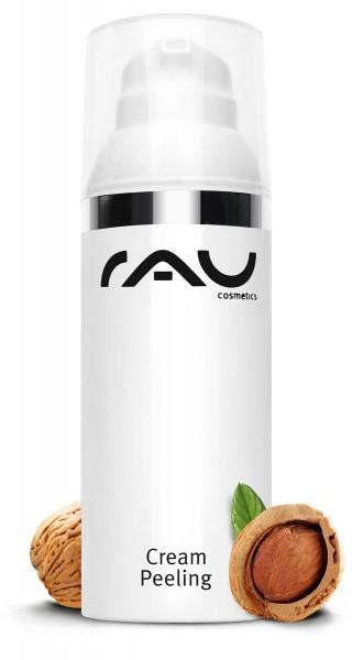 RAU Cream Peeling 50 ml - Tiefenreinigung durch natürliche Schleifpartikel