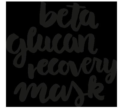 BetaGlucanRecoveryMask
