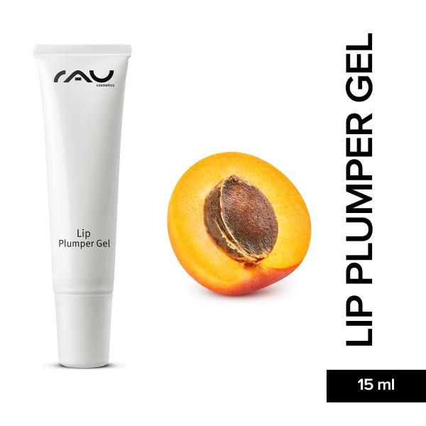 RAU Lip Plumper Gel 15 ml Hautpflege Gesichtspflege Naturkosmetik Onlineshop