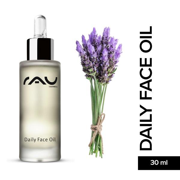 RAU Daily Face Oil 30 ml Hautpflege Gesichtspflege Onlineshop Naturkosmetik