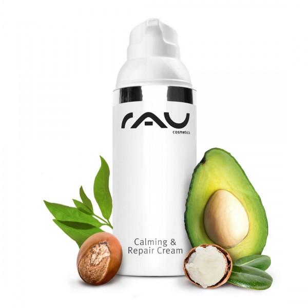RAU Calming & Repair Cream 50 ml AIRLESS - beruhigt irritierte und gereizte Haut