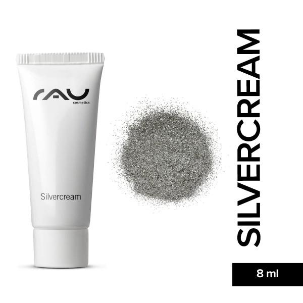 RAU Silvercream 8 ml Hautpflege Gesichtspflege Spezialcreme Naturkosmetik Onlineshop