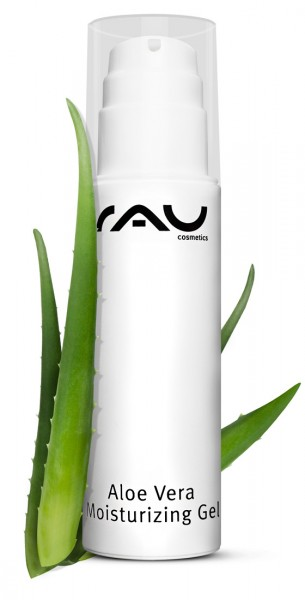 RAU Aloe Vera Moisturizing Gel 150 ml - Feuchtigkeit spendendes After-Sun Gel