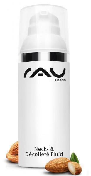 RAU Neck & Decolleté Fluid 50 ml - Spezialcreme für Hals und Dekolleté mit Regestril ®