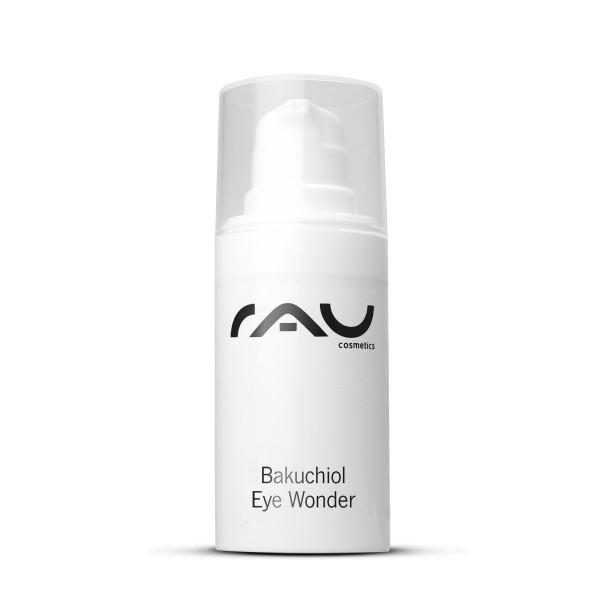 RAU Bakuchiol Eye Wonder 15 ml - reichhaltige Augenpflege mit Anti-Aging-Effekt