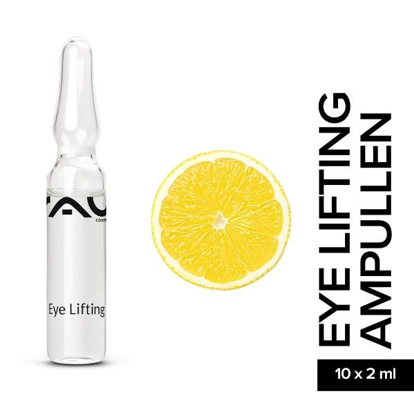 RAU Eye Lifting Ampullen 10 x 2 ml Hautpflege Gesichtspflege Naturkosmetik Onlineshop