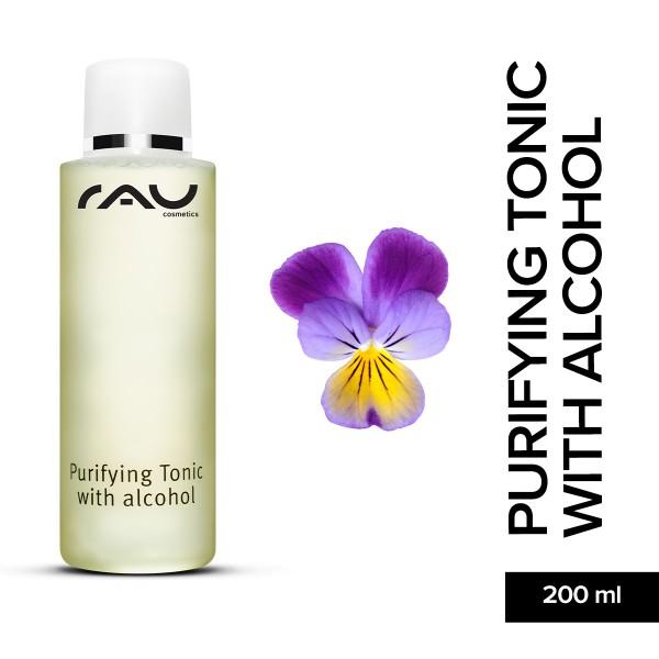 RAU Purifying Tonic 200 ml Hautpflege Gesichtspflege Onlineshop Naturkosmetik Spezialtoner