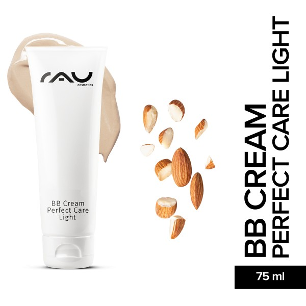 RAU BB Cream Perfect Care Light 75 ml Hautpflege Gesichtspflege Naturkosmetik Onlineshop