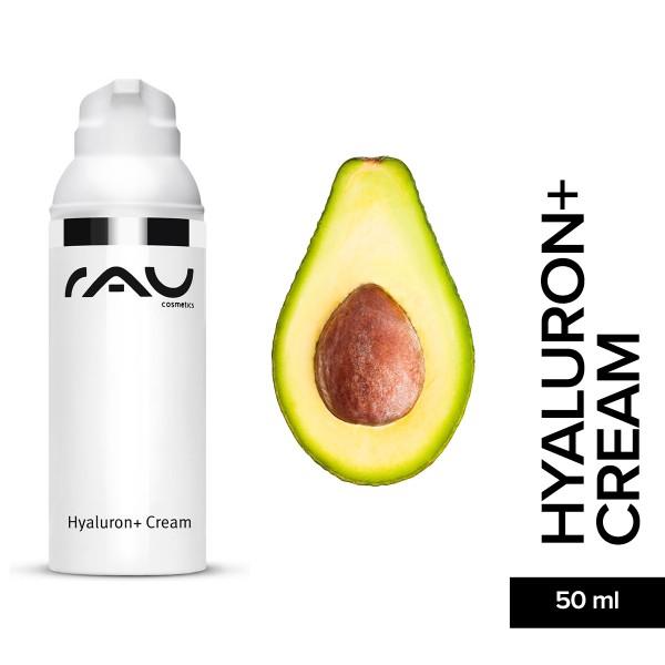 RAU Hyaluron+ Cream 50 ml Hautpflege Gesichtspflege Naturkosmetik Onlineshop