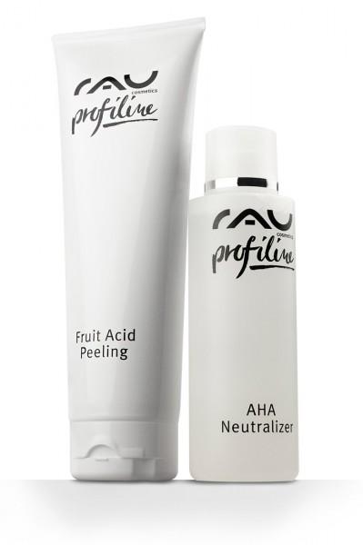 RAU Fruit Acid Peeling 250 ml PROFILINE - Kabinenware - Fruchtsäurepeeling mit BHA