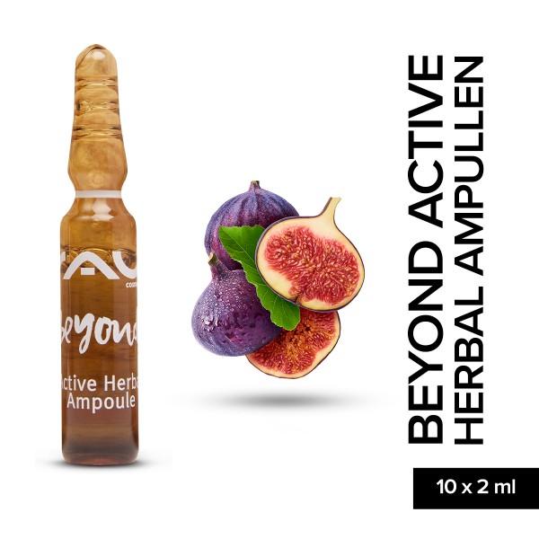 RAU beyond Active Herbal Ampullen 10 x 2 ml Hautpflege Gesichtspflege Naturkosmetik Onlineshop