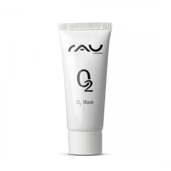 RAU O2 Mask 8 ml - Gesichtsmaske mit Aloe Vera, Arnika und Ginkgo