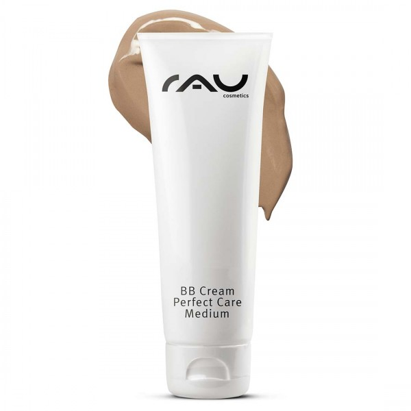 RAU BB Cream Perfect Care Medium 75 ml - Gesichtspflege und Make-up in Einem