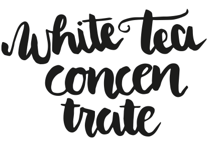 WhiteTeaConcentrate