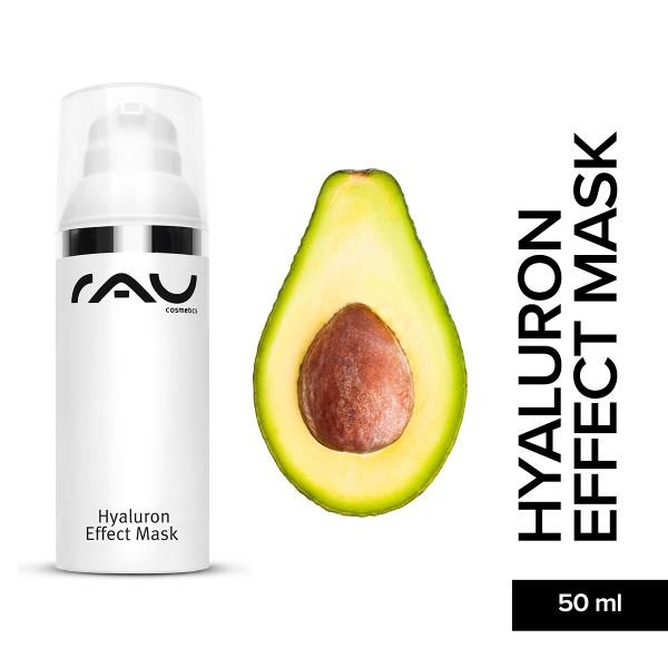 RAU Hyaluron Effect Mask 50 ml Gelmaske Hautpflege Naturkosmetik Onlineshop