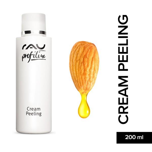 RAU Cream Peeling 200 ml Profiline Naturkosmetik Gesichtspflege Hautpflege Onlineshop