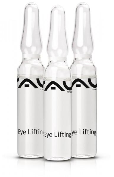 RAU Eye Lifting Ampoule 3x2 ml - für eine strahlende Augenpartie