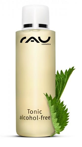 RAU Tonic alcohol-free 200 ml - Gesichtswasser mit Brennnessel-Extrakt