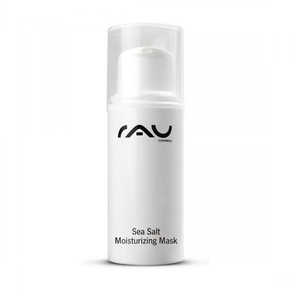 RAU Sea Salt Moisturizing Mask 5 ml - angenehme Gesichtsmaske mit wertvollem Meersalz und PHA
