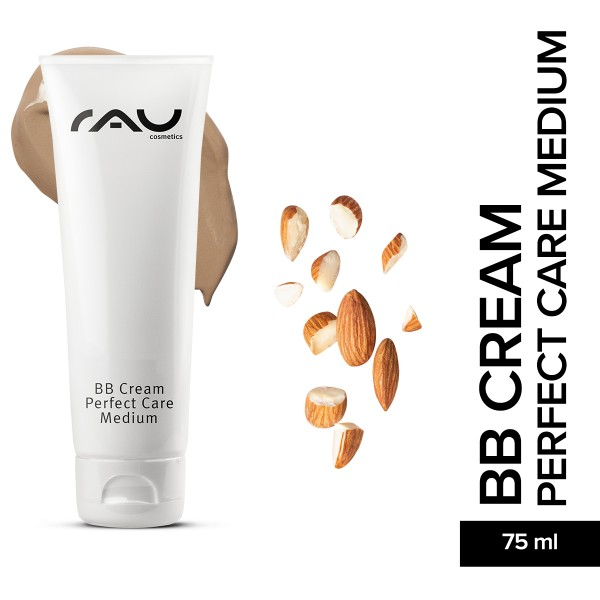 RAU BB Cream Perfect Care Medium 75 ml Hautpflege Gesichtspflege Naturkosmetik Onlineshop