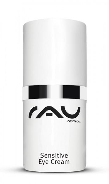 RAU Sensitive Eye Cream 15 ml - Augenpflege für die sehr junge Haut OHNE Glycerin