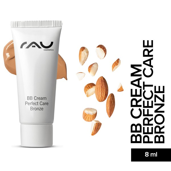 RAU BB Cream 8 ml Hautpflege Makeup Foundation Gesichtspflege Onlineshop Naturkosmetik
