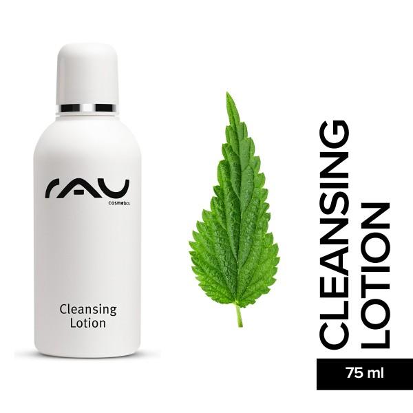 RAU Cleansing Lotion 75 ml Hautpflege Gesichtspflege Naturkosmetik Onlineshop
